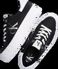 Schwarze CALVIN KLEIN Sneaker low VULCANIZED FLATFORM LACEUP  - small