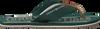 Grüne TOMMY HILFIGER Pantolette SMART TH BEACH SANDAL - small