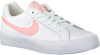Weiße NIKE Sneaker NIKE COURT ROYALE AC  - small