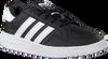 Schwarze ADIDAS Sneaker low TEAM COURT C  - small
