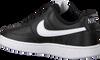 Schwarze NIKE Sneaker low COURT VISION LOW WMNS  - small