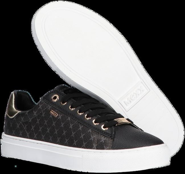 Schwarze MEXX Sneaker low CRISTA W  - large