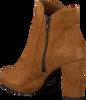 Cognacfarbene NOTRE-V Stiefeletten 119 30050LX  - small