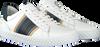 Weiße CYCLEUR DE LUXE Sneaker MUNICH  - small