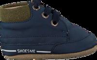 Blaue SHOESME Babyschuhe BS8A001 - medium