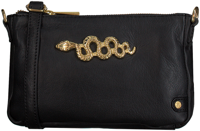 Goldfarbene DEPECHE Clutch SMALL BAG COW DD  - large