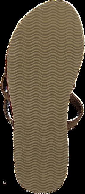 Braune TEVA Sandalen OLOWAHU - large