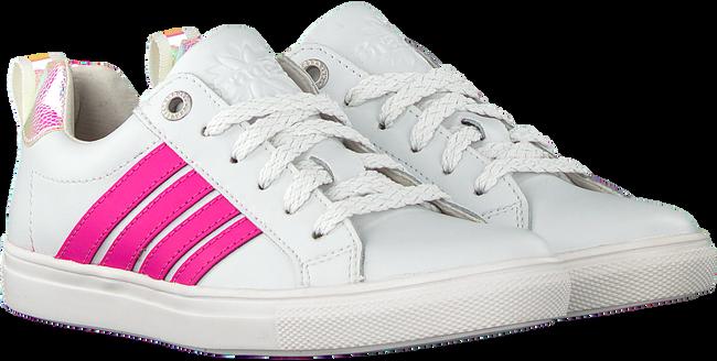 Weiße BRAQEEZ Sneaker low LESLEY LOUWIES  - large