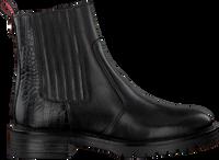 Schwarze HABOOB Ankle Boots P6708  - medium