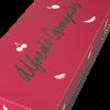 Mehrfarbige/Bunte Alfredo Gonzales Socken FOOD BOX  - small