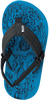 Blaue REEF Zehentrenner GROM REEF FOOTPRINTS - small