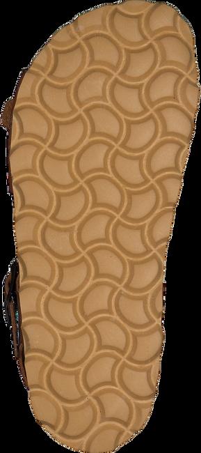 Cognacfarbene BRAQEEZ Sandalen SAM SPAIN  - large