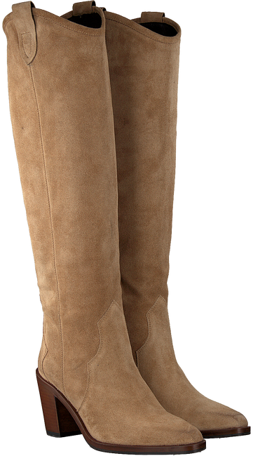 Beige NOTRE-V Hohe Stiefel BY6606X  - large