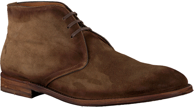 Braune CORDWAINER Business Schuhe 18010  - large
