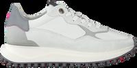 Weiße FLORIS VAN BOMMEL Sneaker low 85307  - medium