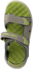 Graue TIMBERLAND Sandalen PERKINS ROW 2-STRAP - small
