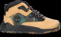 Braune TIMBERLAND Sneaker high SOLAR WAVE MID  - medium