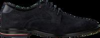 Blaue TOMMY HILFIGER Business Schuhe SIGNATURE HILFIGER SHOE  - medium