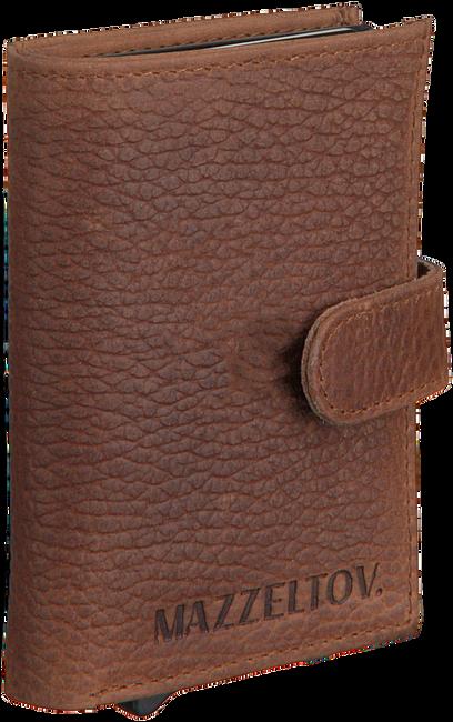 Braune MAZZELTOV Portemonnaie 18294  - large