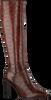 Cognacfarbene NOTRE-V Hohe Stiefel AH183 FORMA 802418 FONDO TACCO  - small