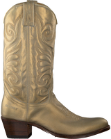 Goldfarbene SENDRA Cowboystiefel 11627  - medium