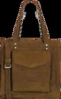 Cognacfarbene SHABBIES Handtasche 283020015  - medium