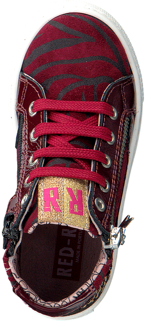 Rote RED-RAG Sneaker 12176  - large