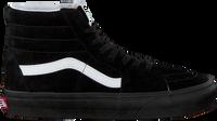 Schwarze VANS Sneaker high SK8-HI WOMEN  - medium