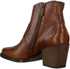 Braune PAUL GREEN Cowboystiefel 9666  - small