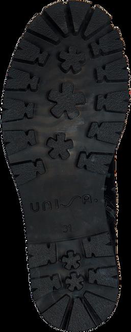 Schwarze UNISA Stiefeletten PEGASO_CL_ST - large