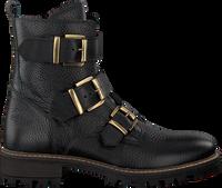 Schwarze GIGA Biker Boots G3526  - medium