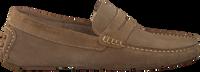 Taupe MAZZELTOV. Loafer 32008  - medium