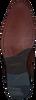 Cognacfarbene MAZZELTOV Schnürschuhe MREVINTAGE603.  - small