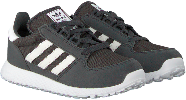 Weiße ADIDAS Sneaker FOREST GROVE C  - large