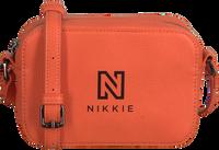 Orangene NIKKIE Umhängetasche DEONNE  - medium