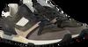 Grüne CRIME LONDON Sneaker ESCAPE - small