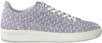 Schwarze FLORIS VAN BOMMEL Sneaker low 13265  - medium