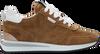 Cognacfarbene VIA VAI Sneaker low NORA SAM  - small