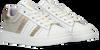Goldfarbene PINOCCHIO Sneaker low P1779  - small
