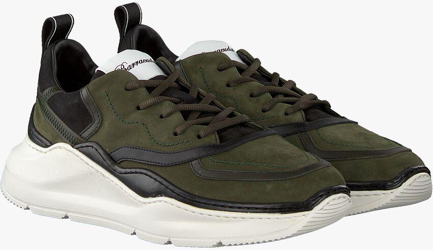 Grüne BARRACUDA Sneaker BU3242  - larger