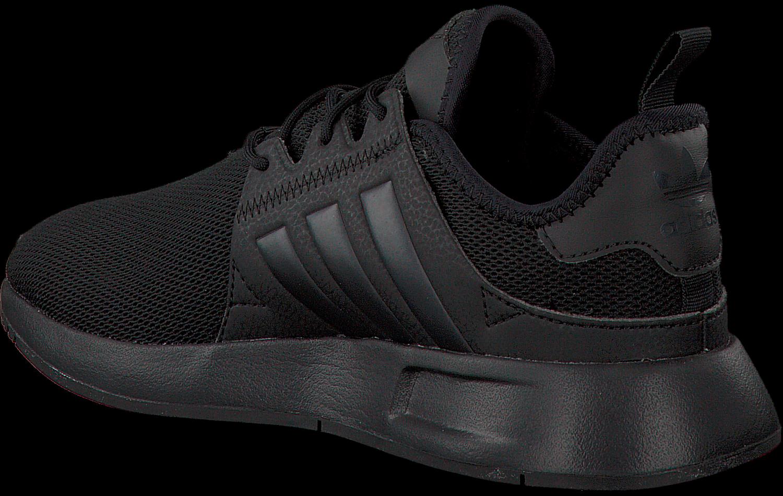 Schwarze ADIDAS Sneaker X_PLR J