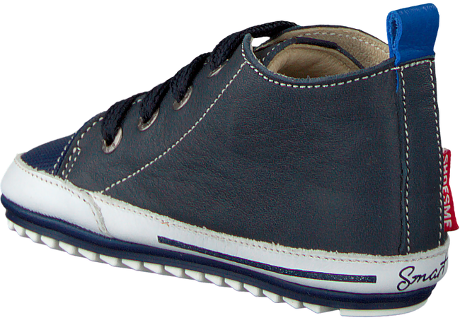 Blaue SHOESME Babyschuhe BP8W004 - large