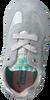 Silberne BUNNIES JR Babyschuhe ZOE ZACHT - small