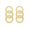 Goldfarbene MY JEWELLERY Ohrringe MJ01533  - small