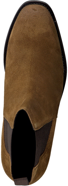 Cognacfarbene SCOTCH & SODA Chelsea Boots PICARO  - large