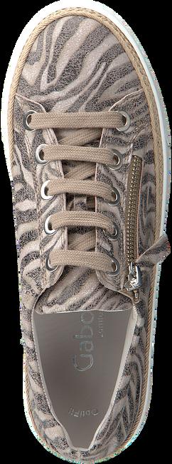 Beige GABOR Sneaker 415 - large