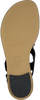 Schwarze MICHAEL KORS Sandalen ALICE THONG - small