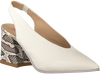 Weiße LAURA BELLARIVA Pumps 5342B  - small