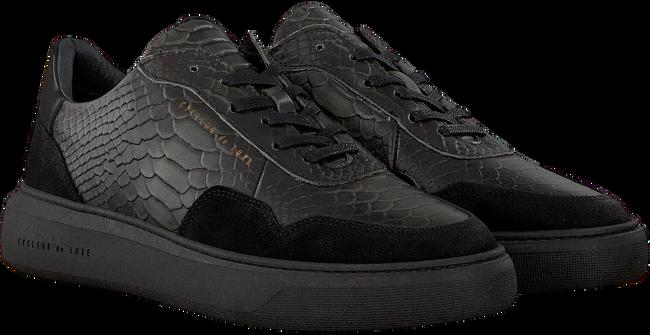 Schwarze CYCLEUR DE LUXE Sneaker BUS LOW  - large