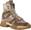 Taupe MARIPE Schnürboots 29452  - small